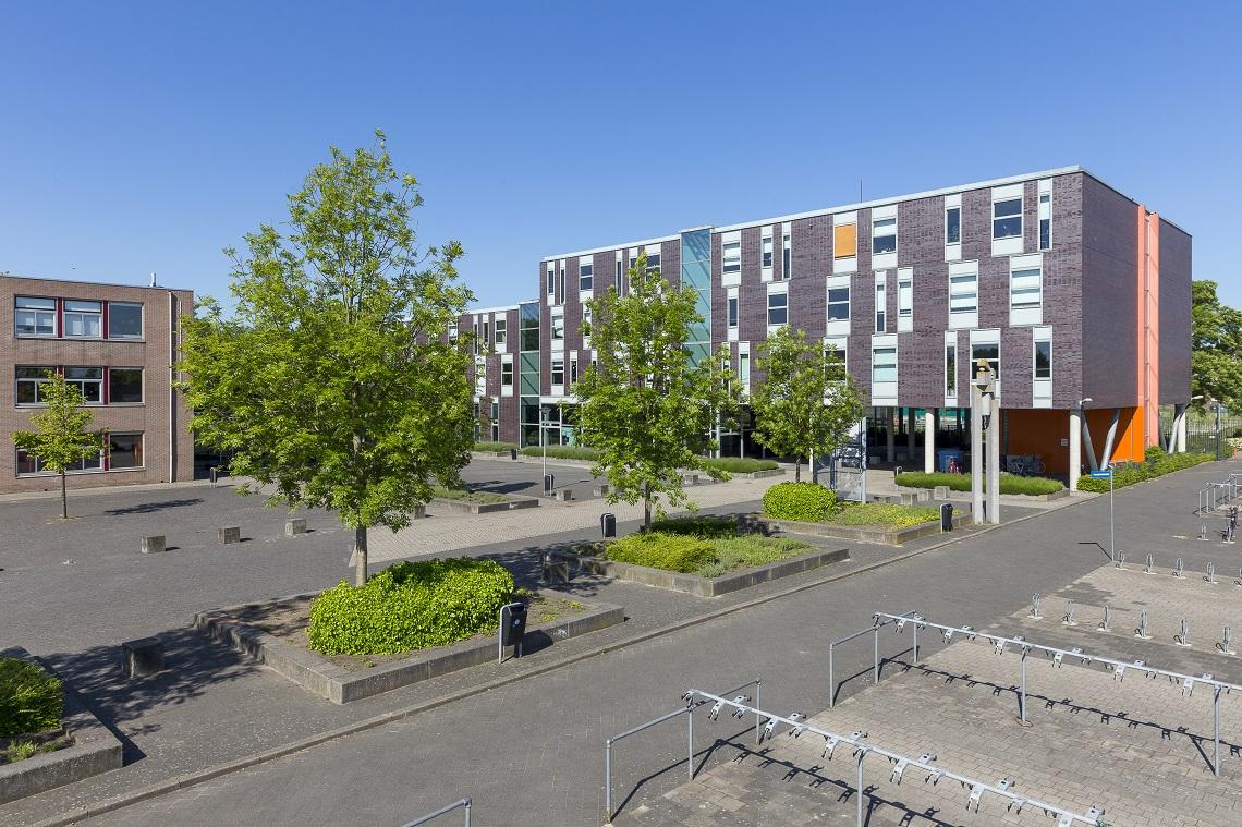 Slim Onderhoud voor Herbert Vissers College te Nieuw Vennep