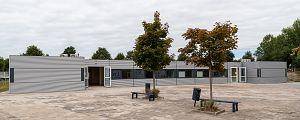 Coördinatie en aanbesteding tijdelijke huisvesting 8 lokalen Het Baken te Almere
