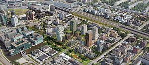 Projectmanagement nieuwbouw Amsterdamse basisschool