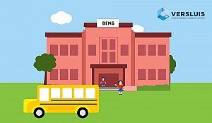 Een energiezuinig schoolgebouw: zo doe je dat