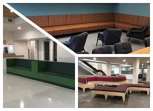 Docenten en leerlingen denken mee over meubilair