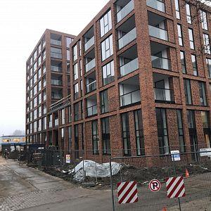 Bouwkundig toezicht appartementencomplex De Scheepmaker
